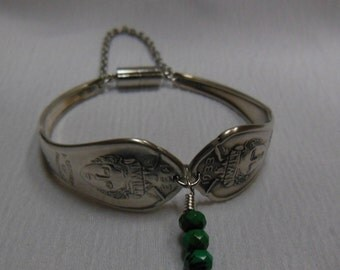 Antique Century of Progress Spoon Bracelet
