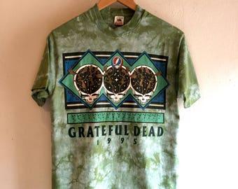 1995 Grateful Dead Summer Tour Tee