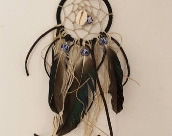 Boho Dreamcatcher, Native America Dreamcatcher, Dream Catcher Wall Hanging, Boho Decor, Bohemian Decor, Boho Dream Catcher, Gift For Her