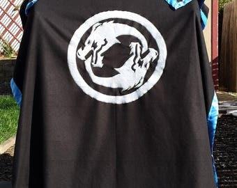 Hanzo Overwatch Fleece Blanket