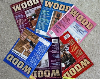 1988 Wood Magazine   Issue No. 21 26   Better Homes And Gardens