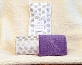 Baby Girl Princess Crown Blanket Name Embroidery - Minky Gift Set Burp Cloths Newborn Pink Gray Grey Silver Purple Sparkle 1st Crib Bedding