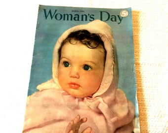 March 1948 Woman's Day Magazine