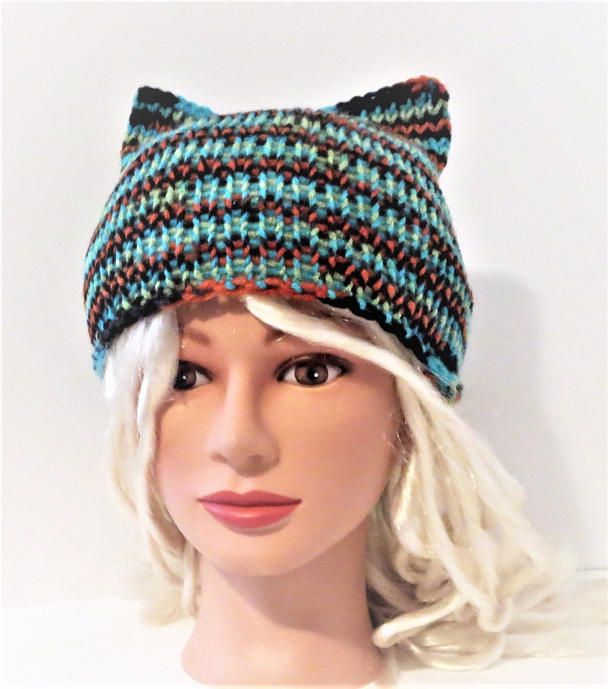 fbabd1259bf Multi Color Cat Hats