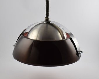 Pendant light from LAKRO AMSTELVEEN, Dutch design from the late 1960s early 1970s