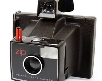 Polaroid Vintage 1970's 80 Series Instant Retro Film Cameras
