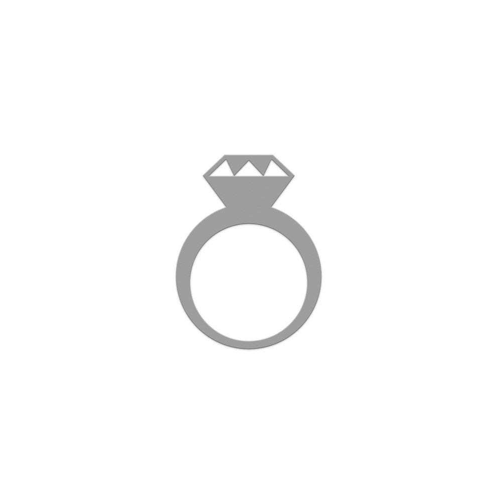 Engagement Ring Die Cut Confetti Wedding Decor Bachelorette