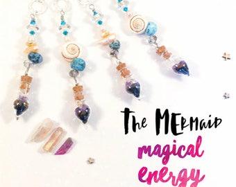 Magical Energy Car Charms - Mermaid Edition