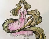 Rapunzel Custom Order