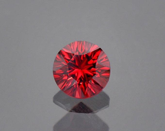 Deep Crimson Red Rhodolite Garnet Gemstone from Tanzania 2.88 cts.