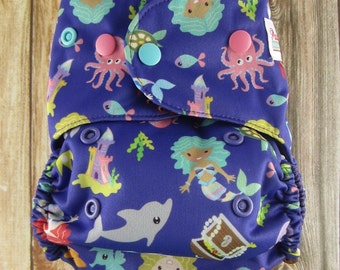Mermaids OS Wipeable Cover