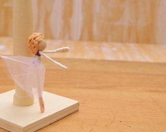 Ballet Doll - ballet fairy doll, ballerina doll, ballerina fairies, dance recital gift, ballet gift, dancer doll, ballet fairies