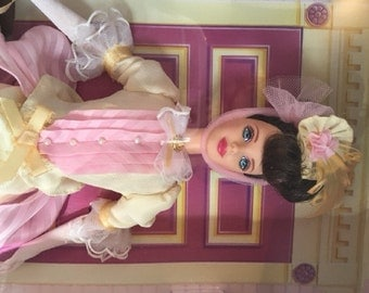 Mrs. P.F.E. Albee Barbie Doll, Avon Exclusive Special Edition, 2nd in Series, Victorian Barbie, 1997, NRFB Barbie