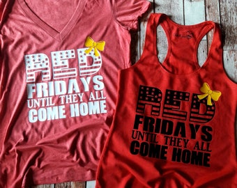 Red Fridays, Fridays We Wear Red, Support Our Troops, Red Friday,Women's Clothing, Military Wife, USMCgirlfriend, Army Wife,Military Mom