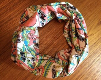 Nicole Miller Honeymoon Heritage Infinity Scarf