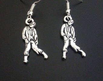 Zombie Earrings
