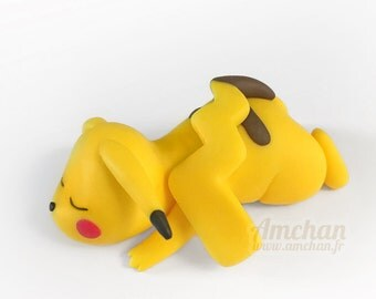 Pikachu Figurine - Pokemon