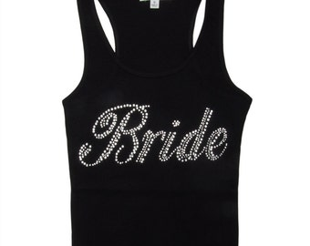 Bridal Tank Top - Bridesmaid Tank Top - Bride Tank Top