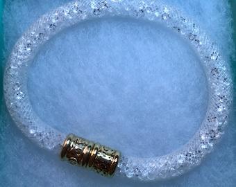 Stardust Bracelet with Genuine Swarovski Crystals