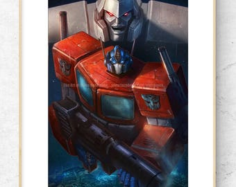 LIMITED EDITION: Transformers