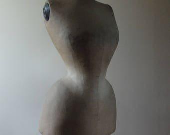 SOLD - Shipping payment - For Vicki only - Antique French mannequin on layaway