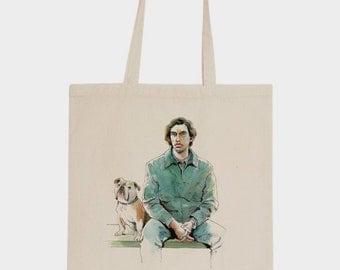 PATERSON Tribute Tote Bag Jim Jarmusch Bolsa Algodón tela Movie Cine Cinema Hipster Cool Cult Lovers