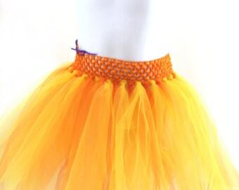 Girls tutu skirt in size 12 - 6 years