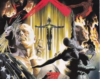 Earth X - Wizard Special Edition - Marvel Comics / Wizard - Grade Fine