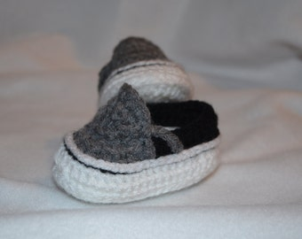 Baby Vans Shoe Inspired, Baby tennis shoes, Baby boy slippers, Baby girl slippers