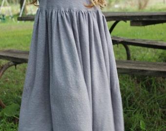 Kids Tank Dress / Organic Cotton and Hemp