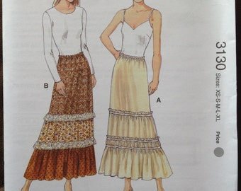 Kwik Sew Pattern 3130 Misses' Skirt