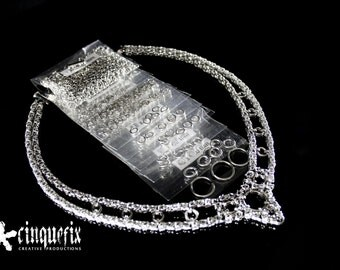 Kit: Maille Necklace Desiree