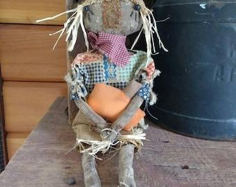 Pete the scarecrow