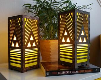 Ode to Zelda LED Lamp - standard size