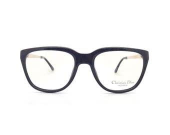Genuine 1980s Christian DiorMonsieur2379 90Vintage Glasses // Made in Austria // New Old Stock