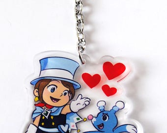 Trucy and Brionne