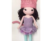 Inku the Kitty Crochet Pa...