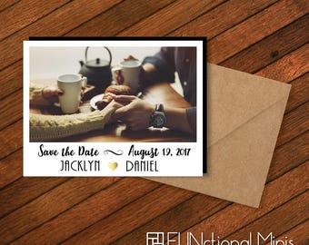 Save the Date Photo Magnets | Wedding Save the Dates | Personalized Photo Magnets > Envelopes Included > FREE SHIPPING