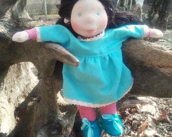 Waldorf doll, Waldorf girl doll, Cloth doll, Handmade cloth doll, Natural doll, Natural cloth doll, Dolls handmade, Handmade doll, Waldorf
