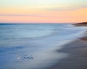 Limited Edition ~ South Beach ~ Katama, Martha's Vineyard, Fine Art Canvas, Artwork, Seascape, Coastal, Fine Art Photography, Joules