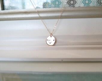 Capricorn Necklace  •  Gold Zodiac Necklace, Gold Capricorn Jewelry, Constellation Necklace, Gold Necklace, Birthday Gift, Birthday Necklace