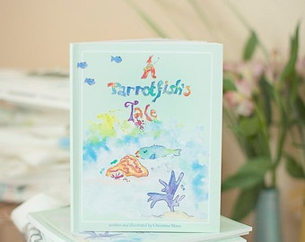 Story ''A Parrotfish's Tale'' by Christina Maas