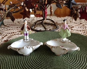 Vintage 1940's German Trinket Dishes