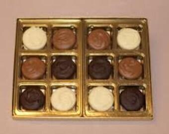 Gourmet Chocolate Itzy Bitzie Gift Box!