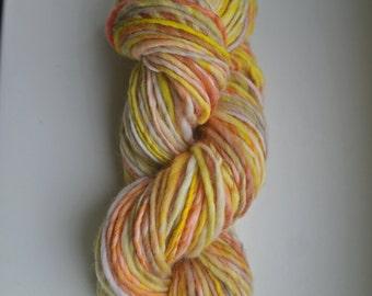 Spring Handspun Bulky Yarn