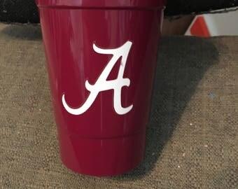 Alabama 16 oz Party Cup
