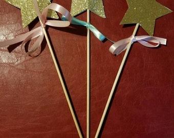 Three Fairy Wands