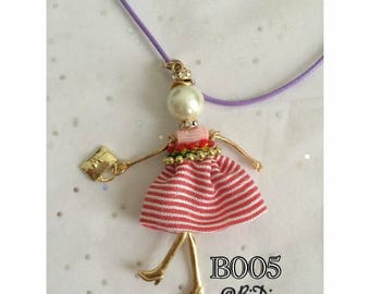 SUPERDISCOUNT...Fashion Dolls Necklaces are artistic, playful, unique necklaces. You will love your doll
