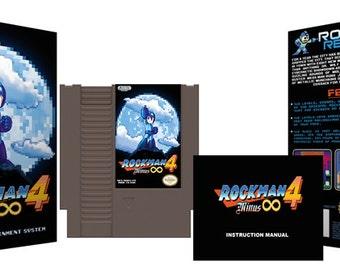 Rockman 4 Minus Infinity Complete Box Set