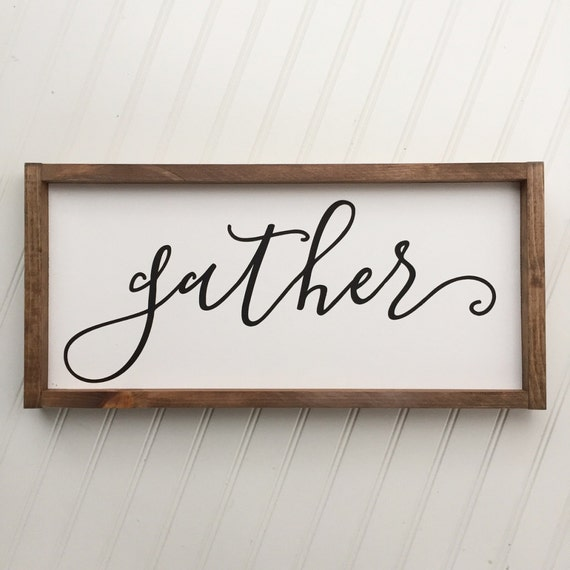 Gather Framed Wood Sign Cursive Handwritten Font Decor. Grunge Signs. Office Floor Signs Of Stroke. Minus Signs. Advertisement Signs. Vicious Circle Signs Of Stroke. Bdd Signs. Purity Signs Of Stroke. Blocked Signs
